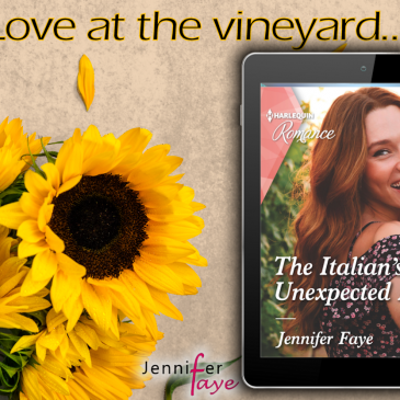 #Giveaway $50 GC + #Excerpt 6 ~ THE ITALIAN'S UNEXPECTED HEIR by Jennifer Faye… #books #readers #VineyardRomance #BartoliniLegacy #amreading