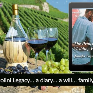 The Buzz… THE #PRINCE AND THE #WEDDING PLANNER by Jennifer Faye… #books #romance #royal #amreading #readers #booklovers