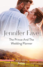 The Prince and the Wedding Planner (The Bartolini Legacy, bk1)