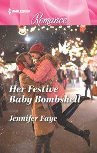 Her Festive Baby Bombshell