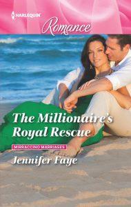 The Millionaire's Royal Rescue