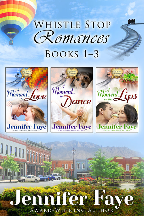 Whistle Stop Romances