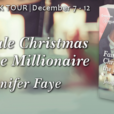 #Giveaway #NewRelease ~ Fairytale Christmas with the Millionaire (Once Upon A Fairytale) by Jennifer Faye… #Cinderella #fairytale #books #romance #readers #amreading #Christmas