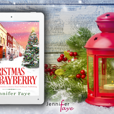 "The Buzz… ""If you adore Hallmark movies, you will enjoy this story"" CHRISTMAS IN BAYBERRY by Jennifer Faye… #books #amreading #readers"