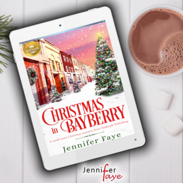 "The Buzz… ""Truly the sweetest Christmas book I've read in quite sometime"" CHRISTMAS IN BAYBERRY by Jennifer Faye… #books #amreading #readers"