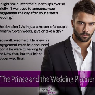 "The Buzz… ""charming characters"" THE #PRINCE AND THE #WEDDING PLANNER by Jennifer Faye… #books #amreading #readers #royal #booklovers"
