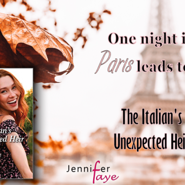 #Giveaway + #Excerpt 2 ~ THE ITALIAN'S UNEXPECTED HEIR by Jennifer Faye… #books #readers #romance #BartoliniLegacy #amreading
