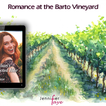 #Giveaway + #Excerpt 8 ~ THE ITALIAN'S UNEXPECTED HEIR by Jennifer Faye… #books #ComingSoon #VineyardRomance #readers #bookloversBOOKLOVERS #FAMILYLIFE