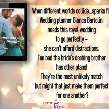 "The Buzz… ""A sweet, fun, and whirlwind read"" THE #PRINCE AND THE #WEDDING PLANNER by Jennifer Faye… #books #romance #royal #amreading #readers #BeachRead #booklovers"