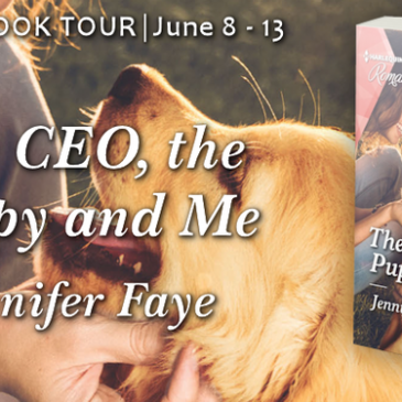 Blog Tour ~ THE CEO, THE PUPPY AND ME by Jennifer Faye… #giveaway #excerpt #books #readers #IslandRomance #BeachRead #amreading #NewRelease