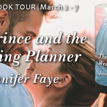 #NewRelease ~ #Giveaway + Excerpt ~ THE #PRINCE AND THE #WEDDING PLANNER by Jennifer Faye… #books #SweetRomance #royal #readers #amreading #bookbloggers