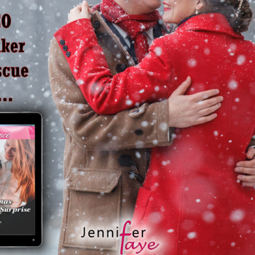 "The Buzz… ""Pepper really is someone you want to root for…"" HER CHRISTMAS PREGNANCY SURPRISE by Jennifer Faye… #books #BakeryRomance #RescueDog #HEA #amreading"