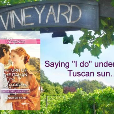 #Excerpt ~ RETURN OF THE ITALIAN TYCOON (The Vineyards of Calamanti) by Jennifer Faye… #books #ContemporaryRomance #amreading