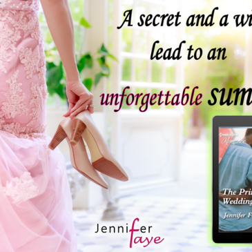 "Launch Party ~ ""filled with heart, laughter, and so much more"" THE #PRINCE AND THE #WEDDING PLANNER (The Bartolini Legacy) by Jennifer Faye… #giveaway #books #NewRelease #readers #amreading"