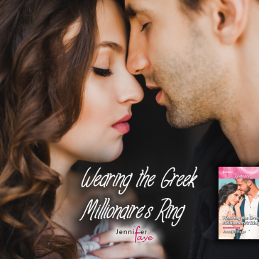 "The Buzz… ""Story of fake love turning into something real."" WEARING THE GREEK MILLIONAIRE'S RING (Greek Island Brides) by Jennifer Faye… #books #romance #FakeBoyfriend #readers"