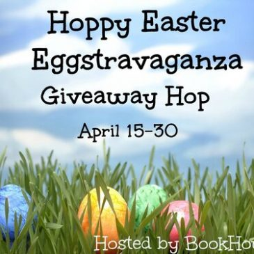 Join the Hoppy Easter #Giveaway Hop for a chance to #WIN a #book + gift card! #readers #romance #booklovers