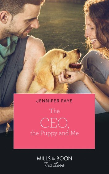 #UnitedKingdom #NewRelease ~ THE CEO, THE PUPPY AND ME (The Bartolini Legacy, bk 2) by Jennifer Faye… #books @MillsAndBoon #TrueLove #amreading #RescueDogs #booklovers