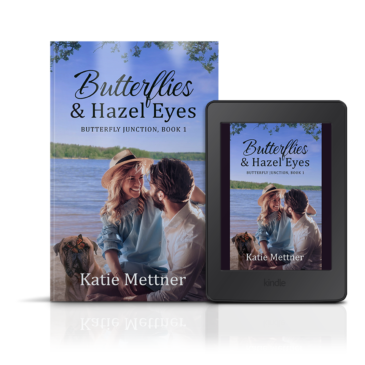 #NewRelease ~ Butterflies and Hazel Eyes by Katie Mettner #excerpt #books #readers #amreading #romance