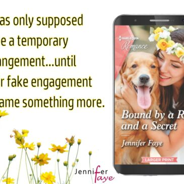 """#NewRelease """"warm, funny, heartbreaking, amazing"""" BOUND BY A RING AND A SECRET by Jennifer Faye… #giveaway #books #readers #amreading"""