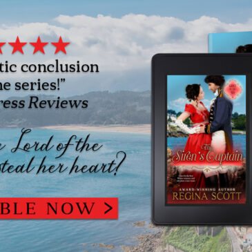 Guest Post ~ The Siren's Captain by Regina Scott… #books #readers #cleanromance #historicalromance #amreadingromance