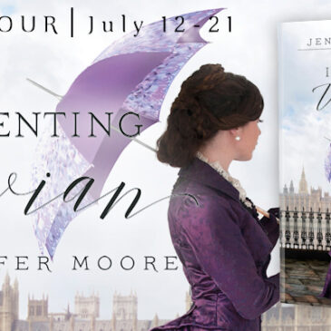 #Giveaway + Excerpt ~ Inventing Vivian by Jennifer Moore… #books #historical #romance #readers