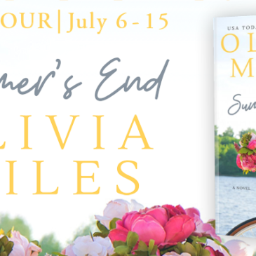 #Giveaway + Excerpt ~ Summer's End by Olivia Miles… #books #readers #NewRelease #amreading