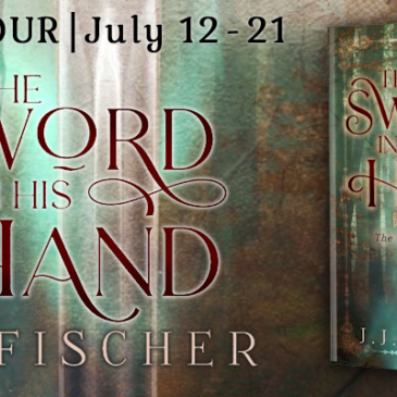 #Giveaway + Excerpt ~ The Sword In His Hand by J.J. Fischer… #books #fantasy #paranormal #readers