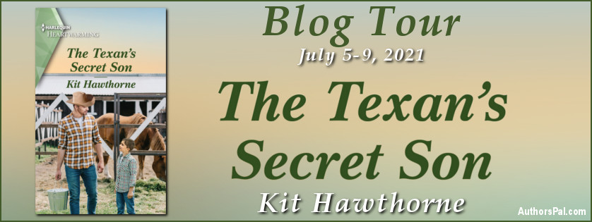 #Giveaway + Excerpt ~ The Texan's Secret Son by Kit Hawthorne… #books #readers #amreading @HarlequinBooks