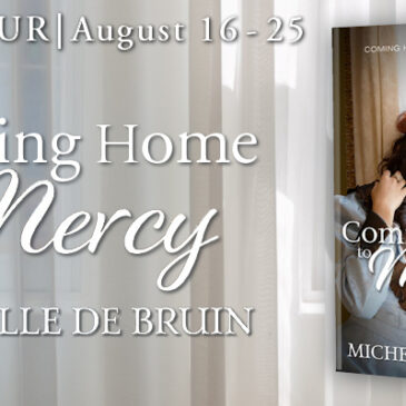 #Giveaway + Excerpt ~ Coming Home to Mercy by Michelle DeBruin… #books #Historical #readers