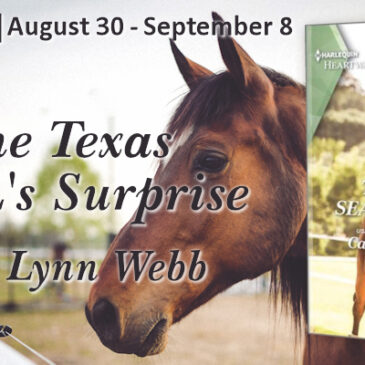 #Giveaway + Excerpt ~ The Texas SEAL's Surprise by Cari Lynn Webb… #books #reader #CleanReads #amreading