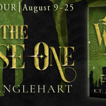 #Giveaway + Excerpt ~ The Wise One by K.T. Anglehart