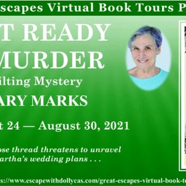 #Giveaway ~ Knot Ready For Murder (A Quilting Mystery) by Mary Marks… #books #CozyMystery #readers