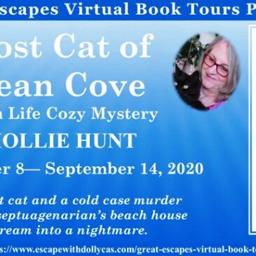 #Giveaway + Excerpt ~ Ghost Cat of Ocean Cove (A Tenth Life Cozy Mystery) by Mollie Hunt… #books #CozyMystery #readers