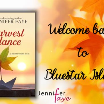 #Excerpt 1 ~ HARVEST DANCE (Bluestar Island, book 2) by Jennifer Faye… #books #SmallTown #romance #readers #CleanReads