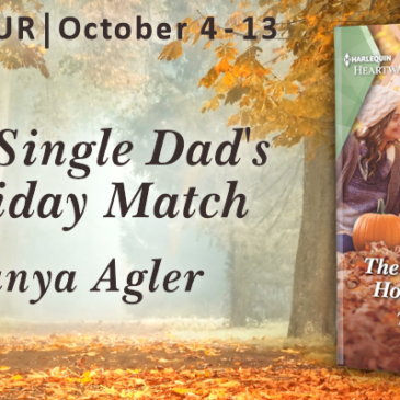 #Giveaway + Excerpt ~ The Single Dad's Holiday Match by Tanya Agler… #books #romance #readers #amreading